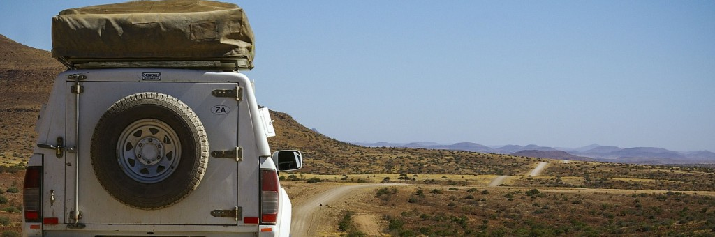 Self drive itineraries South Africa