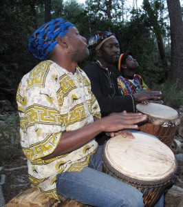 drumming team building pic