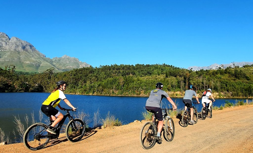 3 Day Cycle Tour Stellenbosch to Hermanus